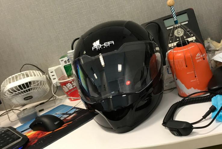 Feher ACH-1空调头盔