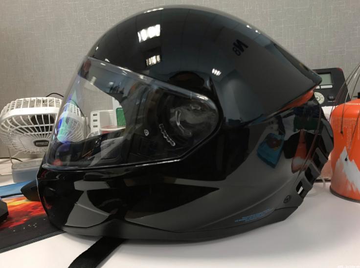 摩托车空调头盔