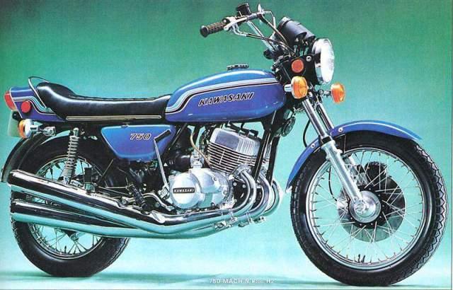 KAWASAKI H2 Mach IV
